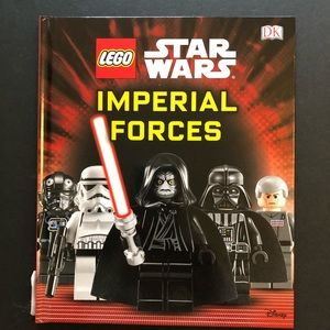 3/$15 Imperial Forces LEGO Star Wars Kids Book